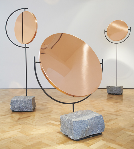 Copper Mirror Series by Hunting & Narud