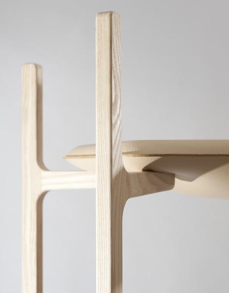 Bloated Shelf by Damien Gernay