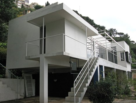 Eileen Gray E1027 house