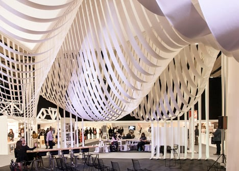 Paper Space by Maria Fulfor Architects and Studio Glowacka