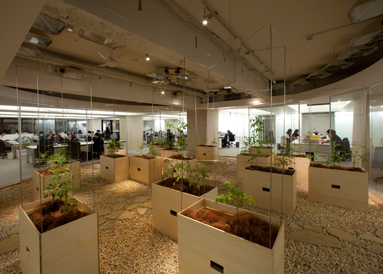 Pasona Urban Farm