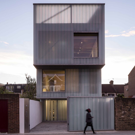 """We're sharing the house with the studio"" - Carl Turner on Slip House"