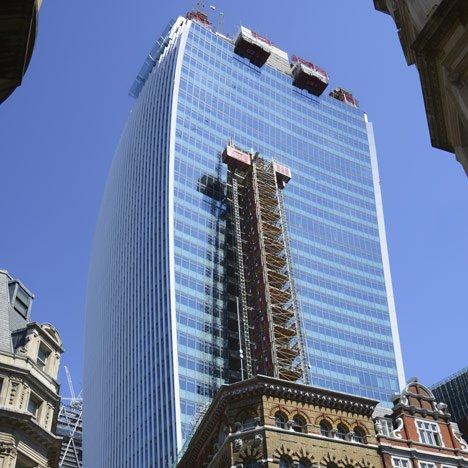 """We made a lot of mistakes with this building"" says Walkie Talkie architect Viñoly"