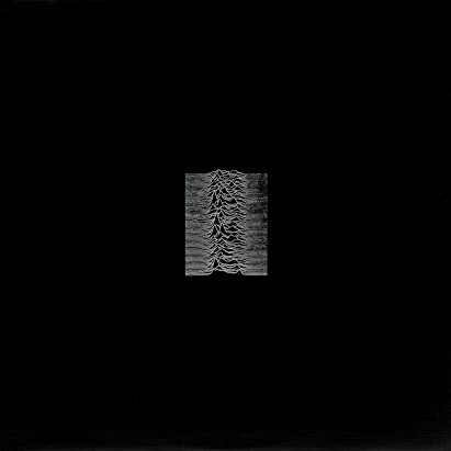 Unknown Pleasures album cover