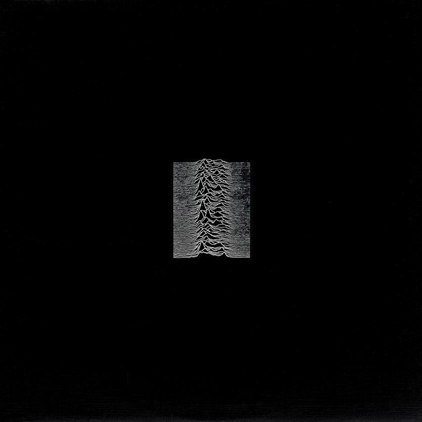 Unknown Pleasures album cover