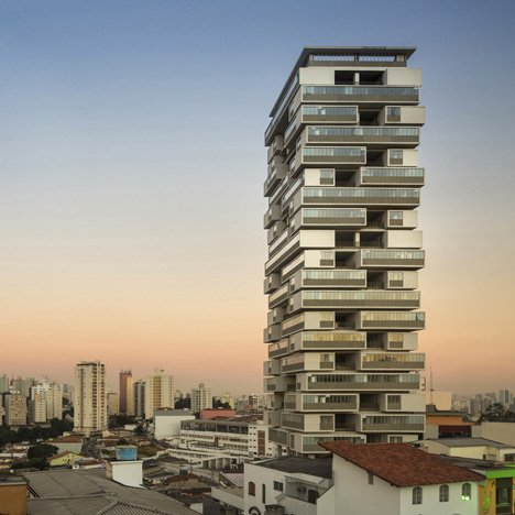 360º Building by Isay Weinfeld
