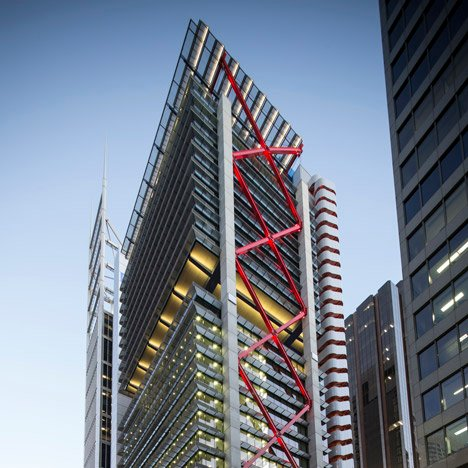 8 Chifley by Rogers Stirk Harbour + Partners and Lippmann Partnership