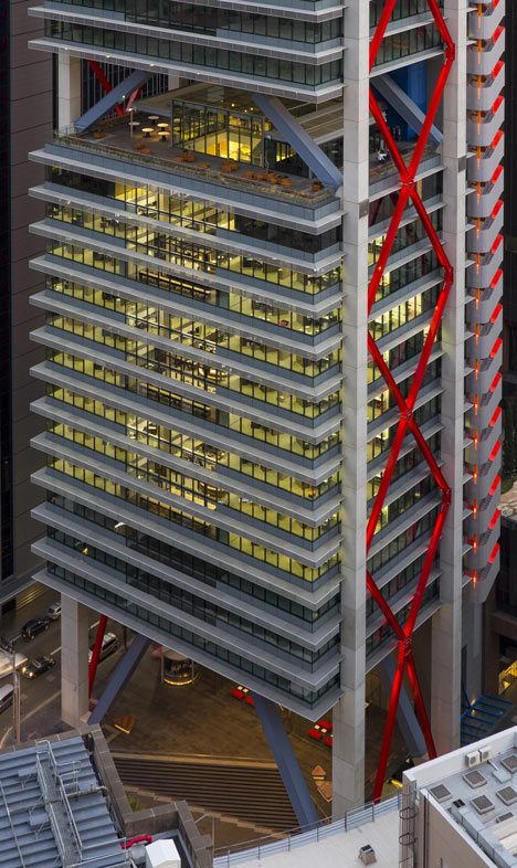 8 Chifley by Rogers Stirk Harbour + Partners