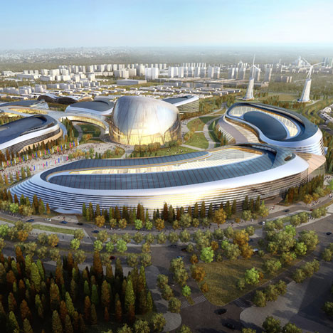 Adrian Smith + Gordon Gill Architecture to design Astana Expo 2017_dezeen_1sq