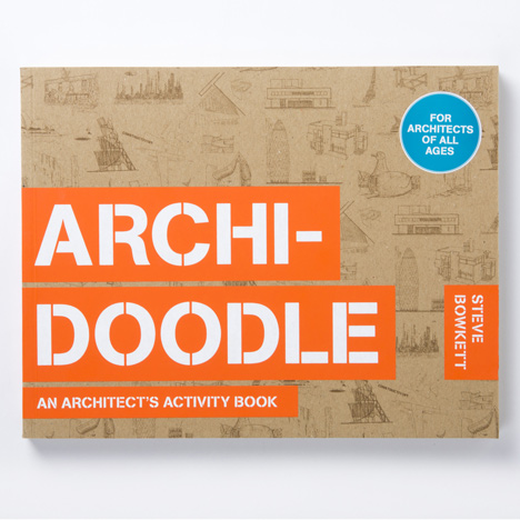 Archidoodle activity book