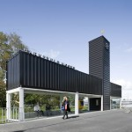 Barneveld Noord railway station by NL Architects