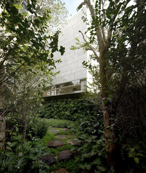 Casa Cubo by Isay Weinfeld_dezeen_9