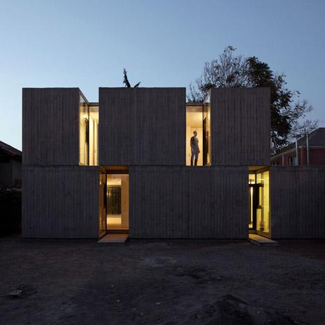 Casa La Cañada by Ricardo Torrejón