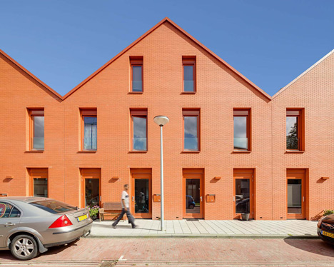 Court Housing by architecten|en|en