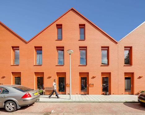 Court Housing by architecten|en|en