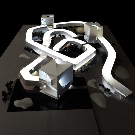 Steven Holl to design four museums for new complex in China