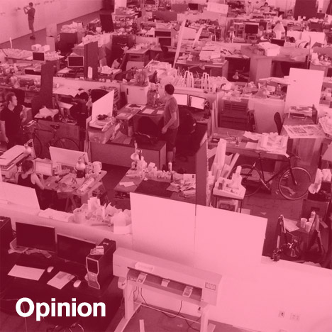 Dan Hill's Opinion column about design education