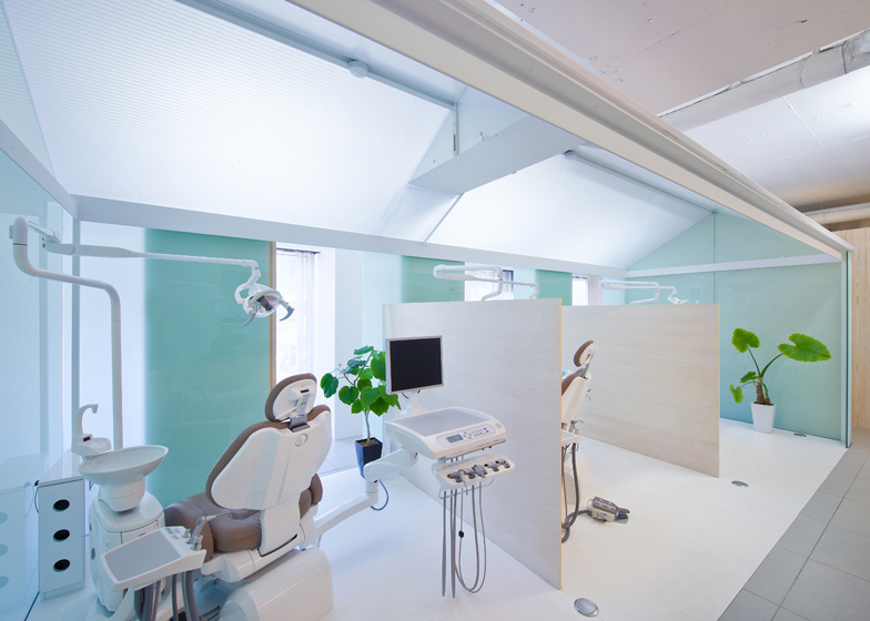 dental office architect. Dental Clinic In Nakayamate By Tato Architects Office Architect G