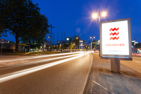 New visual identity for the city of Eindhoven