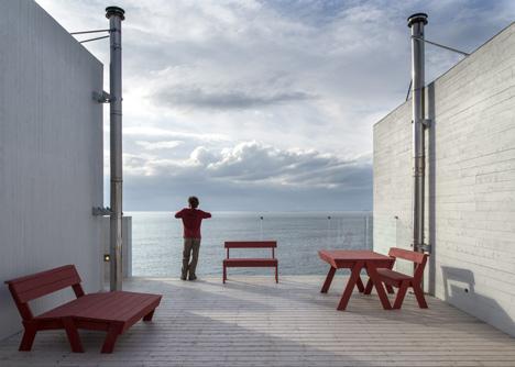 Fogo Island furniture by Ineke Hans
