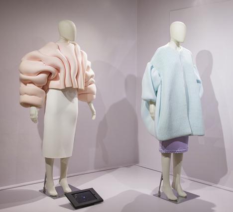 Future Fashions exhibiton at Dutch Design Week 2013