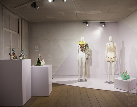 Future Fashions exhibiton at Dutch Design Week 2013