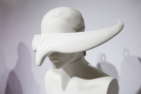Animal: The Other Side of Evolution by Ana Rajcevic at the Future Fashions exhibition
