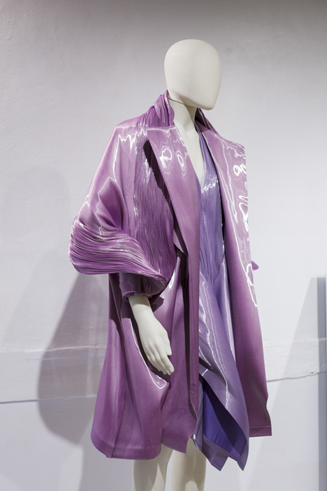 Design by Jef Montes at the Future Fashions exhibition