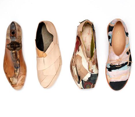 Geology of Shoes by Barbora Vesela