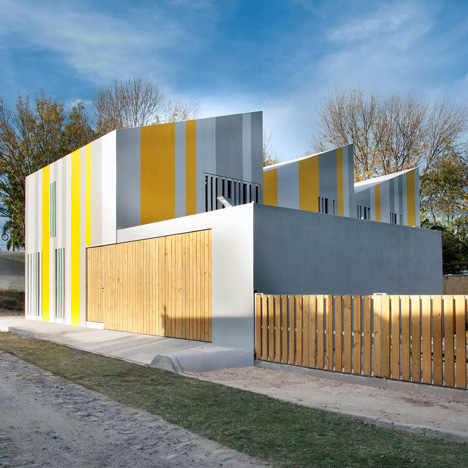 Huit House by tactic-a