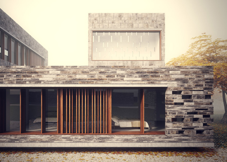 InnieOutie House by Peter Guthrie | architecture