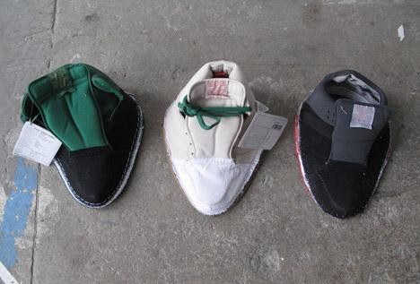 Invert Footwear by Elisa van Joolen