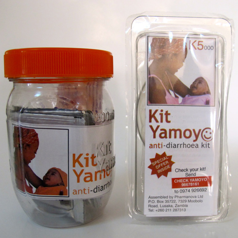 Kit Yamoyo by ColaLife