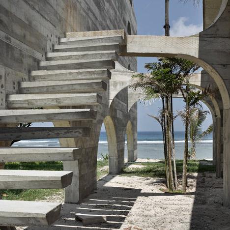 La Plage du Pacifique Hotel by Kristin Green photographed by Peter Bennetts
