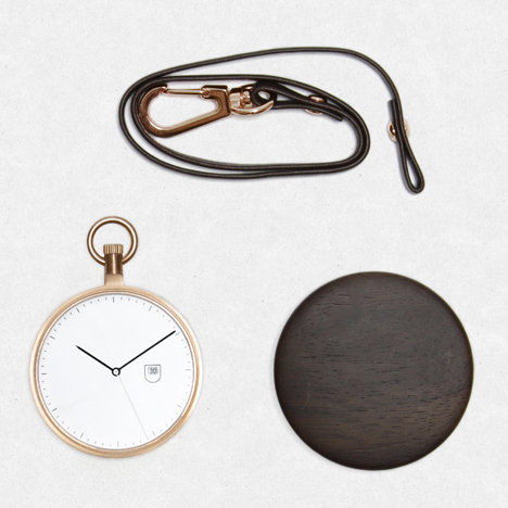 MMT Calendar now available at Dezeen Watch Store