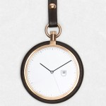 MMT Calendar wooden pocket watch now available at Dezeen Watch Store