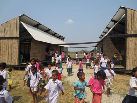 MOVING school by Amadeo Bennetta and Dan LaRossa