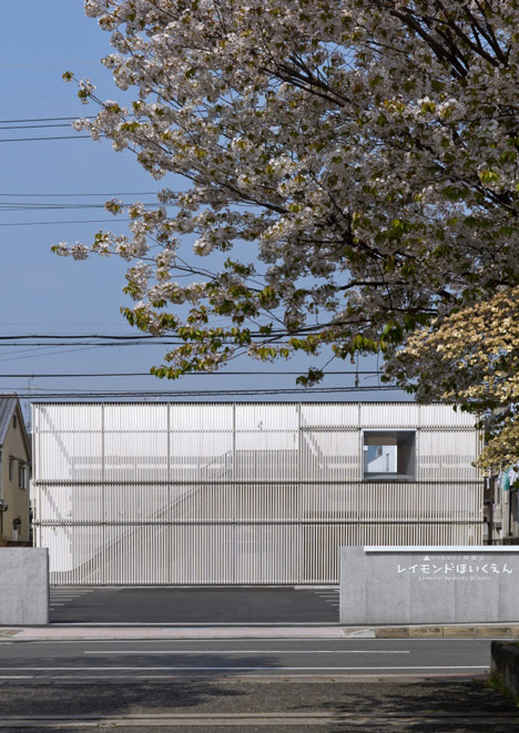 Mukou Leimondo Nursery School by Archivision Hirotani Studio_dezeen_14