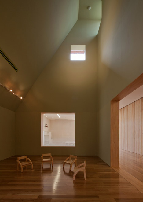 Mukou Leimondo Nursery School by Archivision Hirotani Studio_dezeen_19