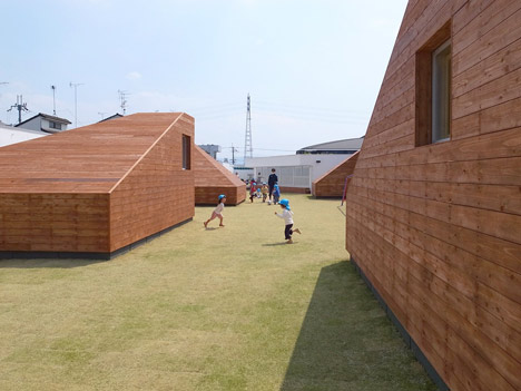 Mukou Leimondo Nursery School by Archivision Hirotani Studio