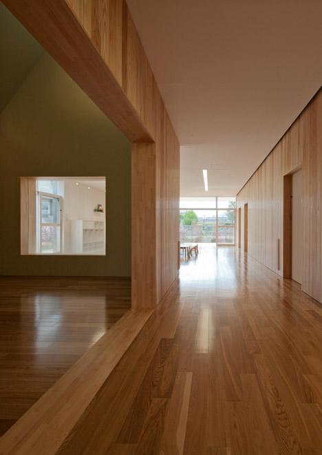 Mukou Leimondo Nursery School by Archivision Hirotani Studio_dezeen_21