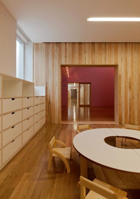 Mukou Leimondo Nursery School by Archivision Hirotani Studio_dezeen_22