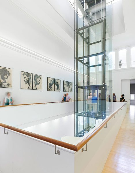 Museum de Fundatie by Bierman Henket architecten