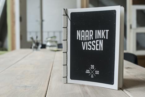 Naar inkt vissen by Today Designers