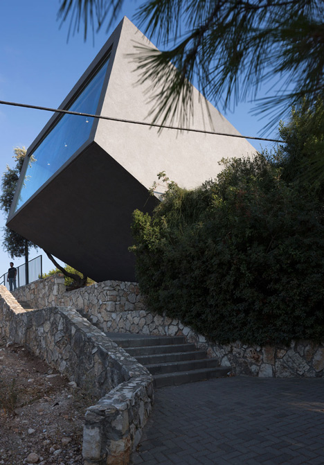 Nesher Memorial by SO Architecture