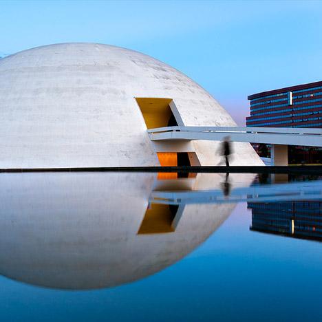 Niemeyers Brasilia by Andrew Prokos