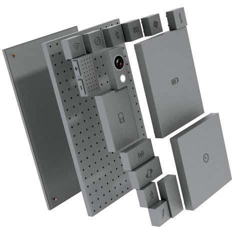 """With Phonebloks you only throw away components that are broken"""