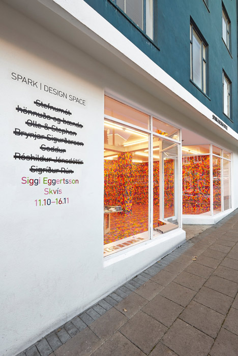 SKVIS by Siggi Eggertsson at Spark Design Space