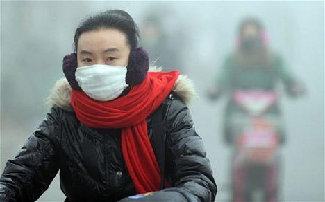 Smog by Studio Roosegaarde