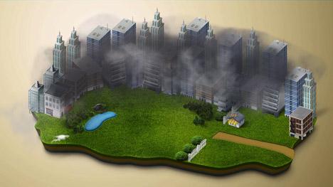 Smog by Daan Roosegaarde